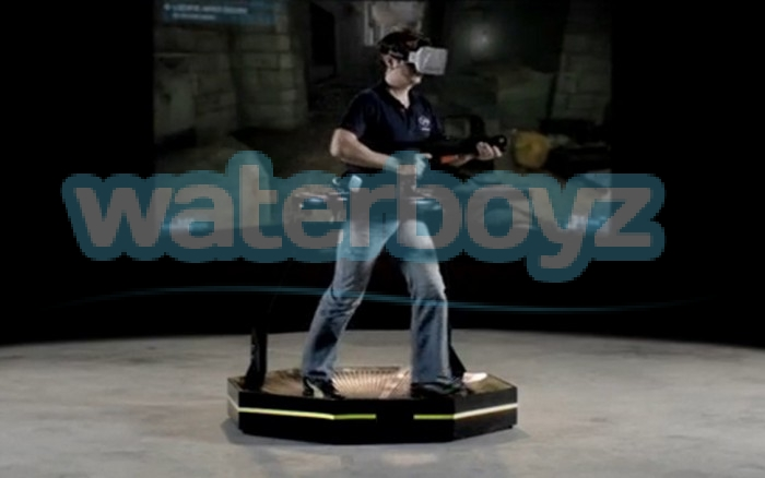 realitate virtuala waterboyz